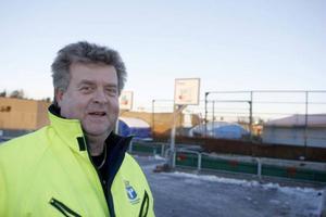 Enligt Stig Bjöklund,miljötekniker, är östersundarna duktiga på att sortera sitt julskräp.