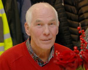 Pelle Florell är ordförande i Gagnefs naturskyddsförening.