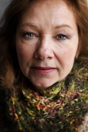 Marie Delleskog ingår i den fasta ensemblen på Göteborgs stadsteater.