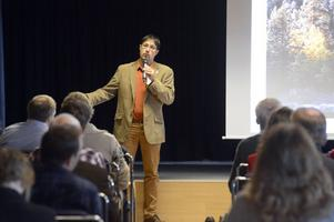 Ett nätverk av nationalparker kan betyda ökade turistillströmningar, förklarade Zoltan Kun som är VD för PAN Parks.