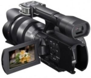 Sony NEX-VG10 - videokamera för Nex-systemet