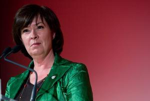Mona Sahlin och Socialdemokraterna skildras ofta negativt i medierna. Det visar en mätning som Sveriges Radios Ekot gjort.