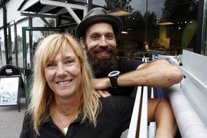 Helen och Magnus Wembrand gör det mesta tillsammans, och ligger bakom multisporttävlingen Hofors Adventure Race, som nu går in på sjunde året i följd.