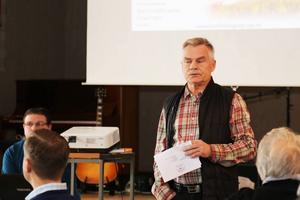 Lars Bygdén är ordförande i Hede företagargrupp