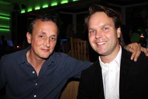 Wine&Beer. Tom och Fredrik