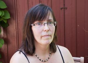 Prövning. Linda Mosell, Hallstahammar, har anmält Kantzowska gymnasiet till Skolinspektionen.