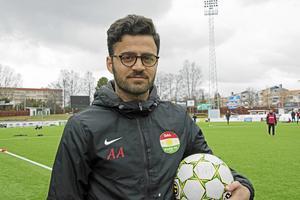 Amir Azrafshan, Dalkurd FF