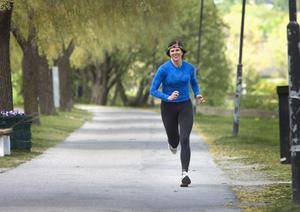 Det fordras många och långa rundor i träningsspåret om man ska mäkta med Stockholm Marathon.