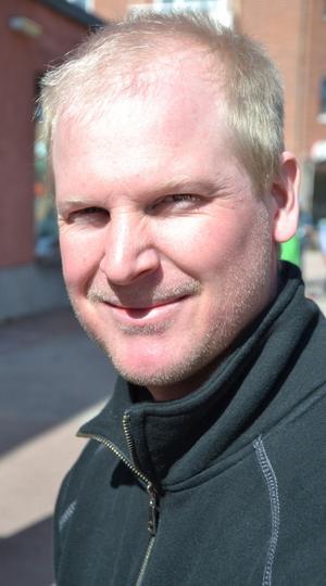 Johan Smids, Orsa Kvarn, fick utmärkelsen Årets handlare.