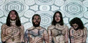 Lé Betre släpper sitt album Melas, som de spelade in i Söderhamn för drygt ett år sedan.