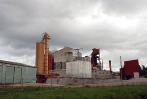 I den kalkrika Siljansringen uppstod en kalkindustri som fortfarande är livskraftig.