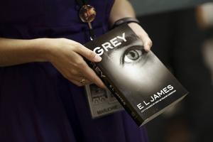 Ingen vill ha EL James böcker.