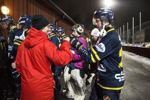 Falu BS Bandy. Gripen. Bandy. Fredrik Eriksson.