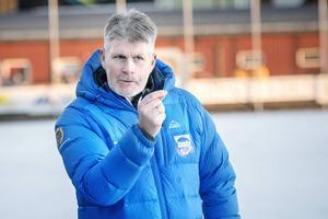 Borlänges tränare Pär Jerfström.
