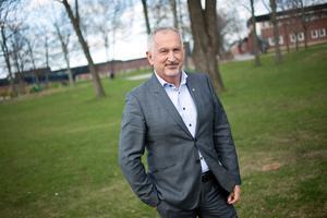 Två i ett. Juan Copovi-Mena är ny vd för både Telge Hovsjö och Telge bostäder.