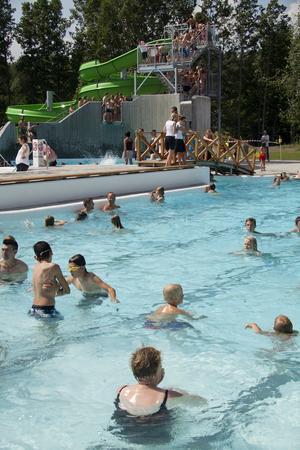 Kom och bada! Foto: Stig-göran Nilsson