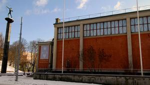 Liljevalchs konsthall på Djurgården i Stockholm.