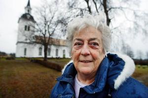 – Man undrar vart åren har tagit vägen, säger Anna Nilsson, som i år ska sjunga i Laxsjö kyrka på julottan, för femtionde gången.