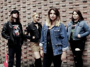 Miss Funeral är ett av många band som spelar på Kulturkrock.