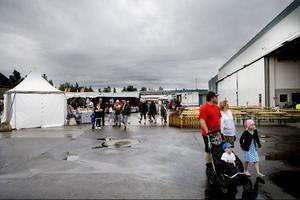 Det var ingen trängsel på premiärdagen. Men mässgeneralen Agne Ottosson tror ändå att minst 25 000 kommer att besöka Expo Norr i år. –25 000 besökare är jättebra, allt annat är en bonus, säger han.