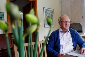 """""""Det är orealistiskt att belasta hälsocentralerna med att ställa diagnos för dem med misstänkt demens under 65 år"""", säger Anders Molander, kassör i Storsjöbygdens demensförening. Foto: Henrik Flygare"""