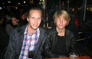 Bill och Bob. Fredrik och Christian