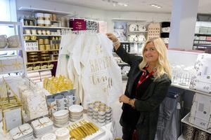 Med H&M Home får vi ett utbud där alla kan hitta något, menar butikschefen Kicki Algotsson.