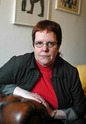 Elisabeth Unander, ordförande i överförmyndarnämnden.