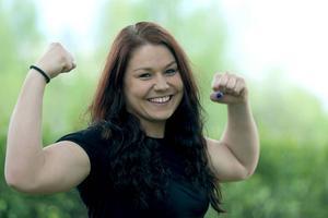 Therese Rohdin gör sitt första VM när mästerskapet avgörs i Danmark i veckoslutet.