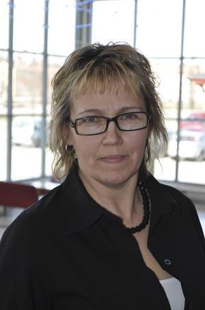 Solveig Wiberg (SD), lämnar i stort regionpolitiken, för att lägga sin kraft på sitt politiska arbete i Nordanstig.
