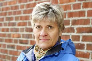 Nina Fållbäck- Svensson, sjukvårdsdirektör i Jämtlands län.