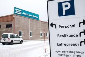 Atlas Copco Secoroc i Fagersta flyttas till ett nytt bolag när Atlas Copco styckas i två delar.