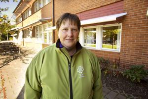 Berit Jansson sitter säkert som Centerpartiets gruppledare i Norrtälje i fortsättningen också.