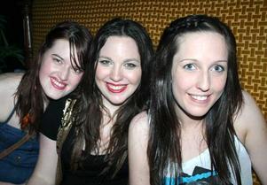 Silk. Malin, Sandra och Julia