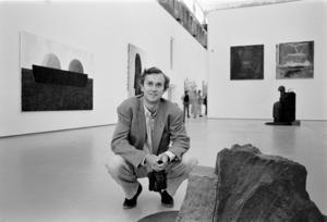 Finansmannen och konstsamlaren Fredrik Roos.