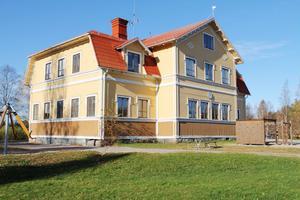 Voxnabruks skola drivs i dag av kommunen i avvaktan på hur det kommer att gå med friskolan.