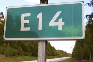 Projekt för bibehållen hastighet på E14 finns, vad jag förstår, färdigt att upphandla och köra igång, skriver Jan Filipsson.