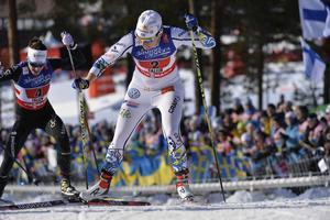 Ida Ingemarsdotter hittade krafter som inte fanns, och bidrog till Sveriges VM-silver på teamsprinten.