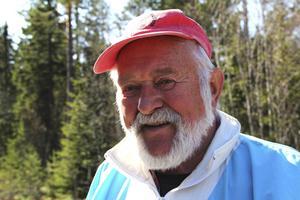 Att berätta om livet förr och nu, och att samla material, låg Anders Hammare varmt om hjärtat.