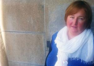 Anette Svensson, anhörigkonsulent på Östersunds kommun.