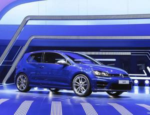 Volkswagen Golf R.Foto: Volkswagen