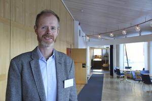 Projektansvarige Per Skyttner vid Bergvik Skog är nöjd med Miljöprövningsdelegationens beslut. Nu hoppas han att det inte kommer att överklagas.