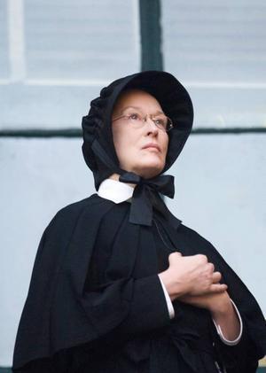 Många gånger Meryl. Meryl Streep kan notera sin 15:e Oscarsnominering på 30 år. Rekord, förstås.