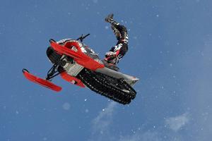 Daniel Bodin väntas ge en uppvisning under lördagens avslutning av Ski & Rock. Arkivbild.