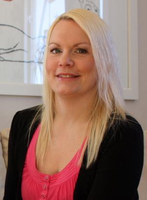 Ulrika Widén är en av de föräldrar som ställde frågor på allmänhetens frågestund i kommunfullmäktige.