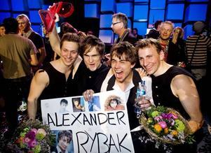 KONKURRENT. En av Malena Ernmans tuffaste konkurrenter i schlager-EM är Alexander Rybak från Norge.