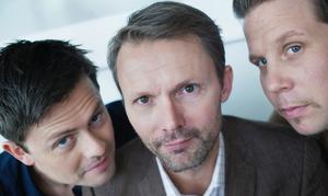 Felix Herngren är programledare för nya säsongen av