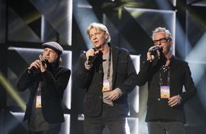 Patrik Isaksson, Tommy Nilsson & Uno Svenningsson har inte gjort sig fina för Mellon.