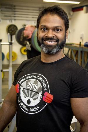 Amit Selberg, från Sundsvalla atletklubb.