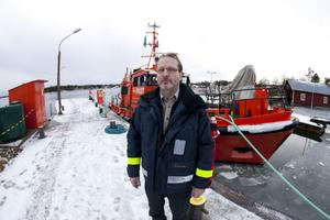Jan Millberg, Sjöfartsverkets isbrytarombud rapporterar att isen har lagt sig nu.
